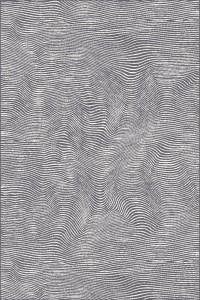 Dywan z tworzywa sztucznego Mosak Granite Wilton SOFT-MOSAK-GRANITE, szary