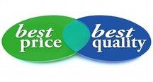 Doskonały stosunek jakości do ceny