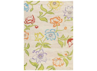 Dywany z kwiatowym wzorem