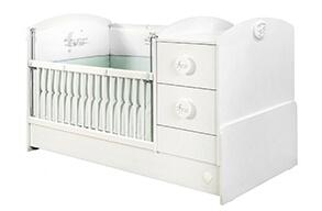 Łóżka niemowlęce